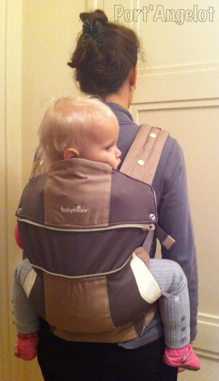 e7e946922856 ... un tout nouveau porte bébé physiologique faire son entrée dans les  magasins de puériculture   Le babymoov surtout connu pour leurs écharpes au  départ.